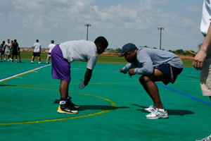 Football Camp Training Coaching