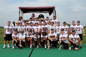 laf_players_web <center>Football Camps -Pictured above: Lafayette football player volunteers.</center>