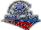 Lauren s First and Goal Football Camp Pediatric Brain Tumor small Lauren's First and Goal